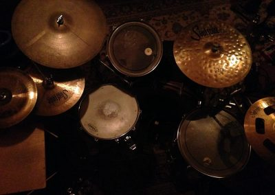 Rogers Kit, top view. The Alchemy, Hollywood Hills, CA