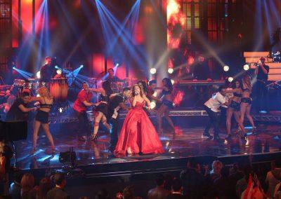 Yo Soy El Artista (Telemundo TV show), Orlando, FL. Nov 2014